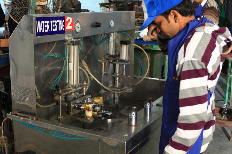 تولید شیرآلات بهداشتی