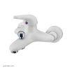 شیر حمام کی دبلیوسی اروس سفید